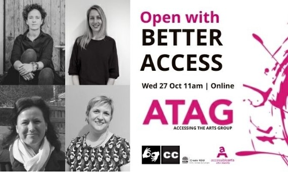Events - Accessible Arts