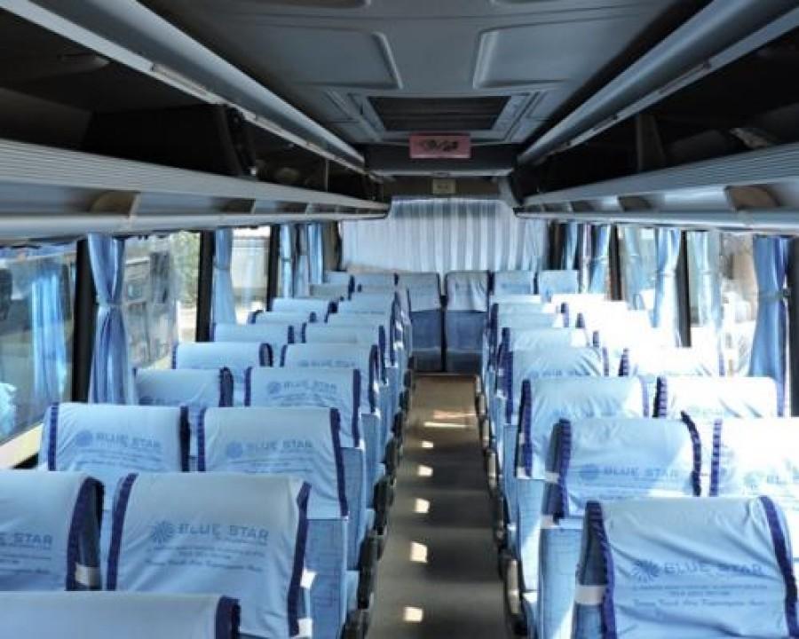 Bus Rental From Jakarta In Jakarta