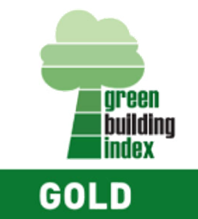 Green Building Index Gold certification