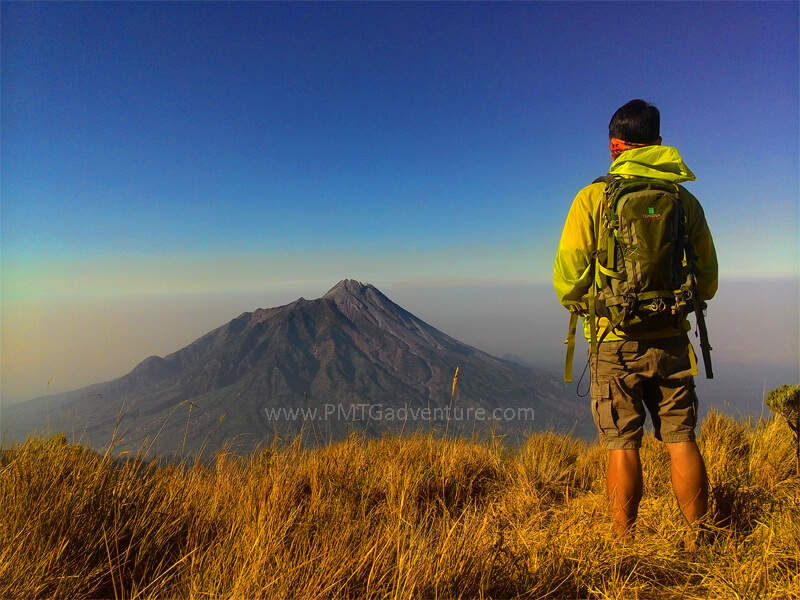 Pemandangan dari Sabana Suwanting (Afvendiant/ PMTG adventure)