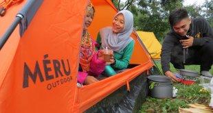 Camping di Buper Ipukan Kuningan by Meru Outdoor Cirebon