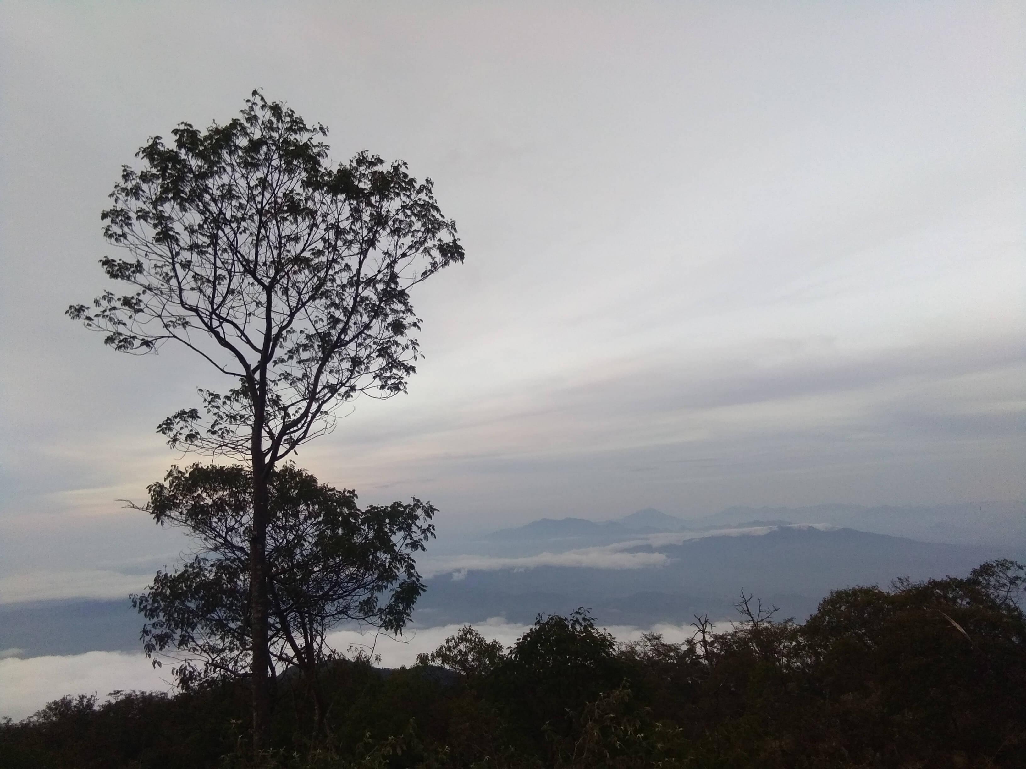 Pemandangan Cikurai dkk (Foto oleh : @afvendiant)