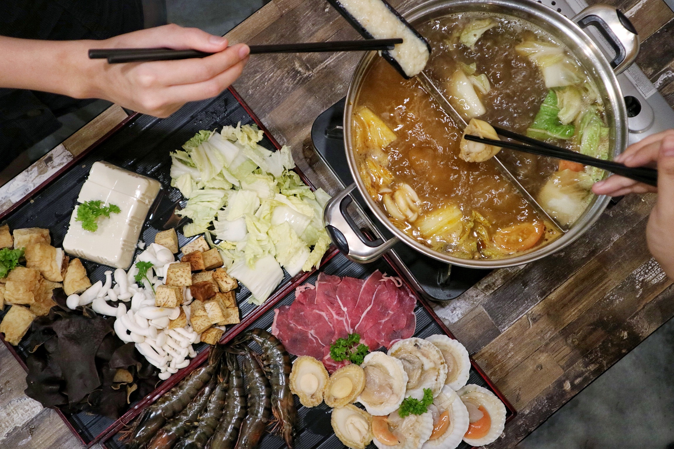 Jin Ho Mia: Revamped Menu with Very Value-for-Money Rice Set & Single Pot