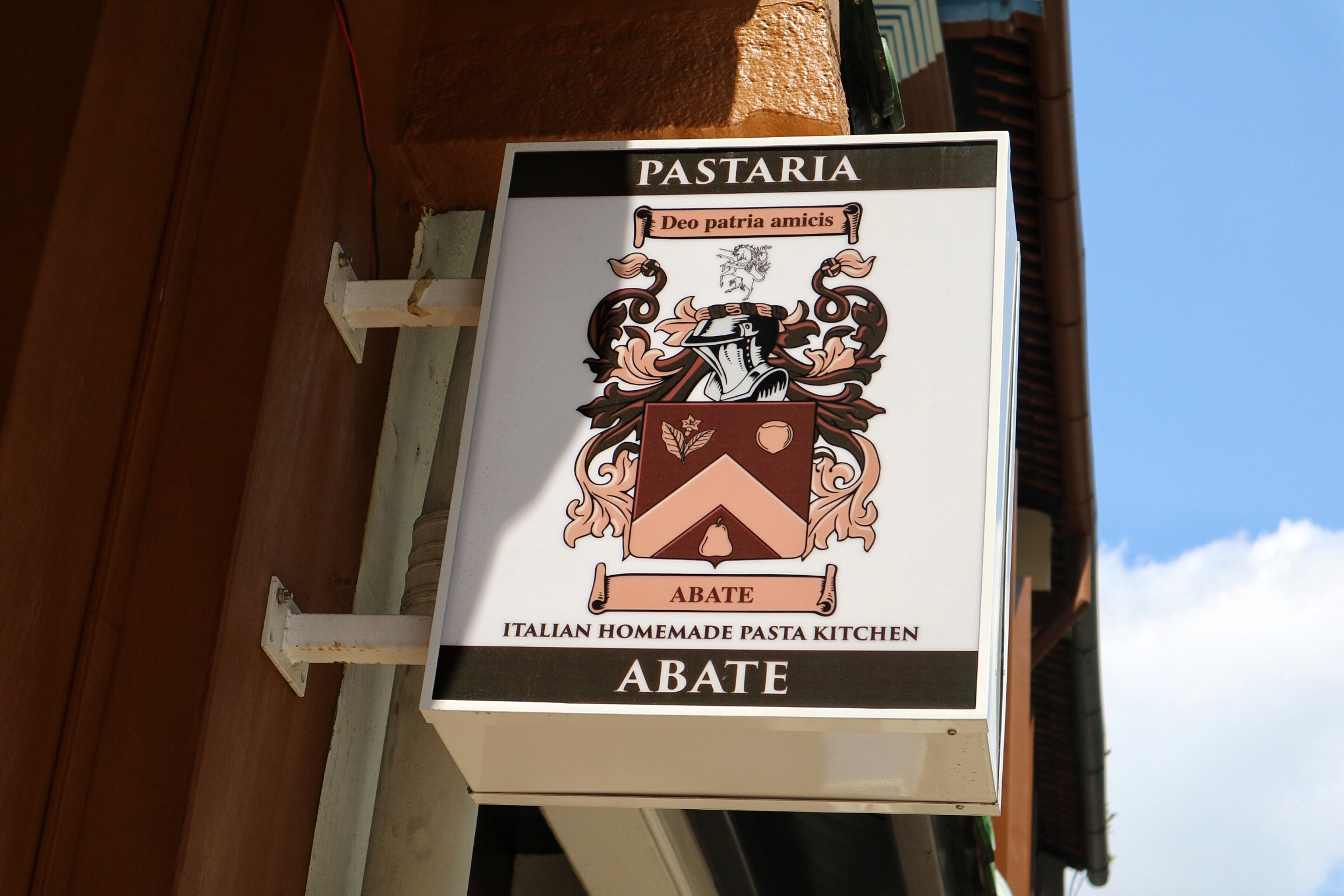 Pastaria Abate: Authentic, Affordable & Homely Italian Restaurant at Craig Road