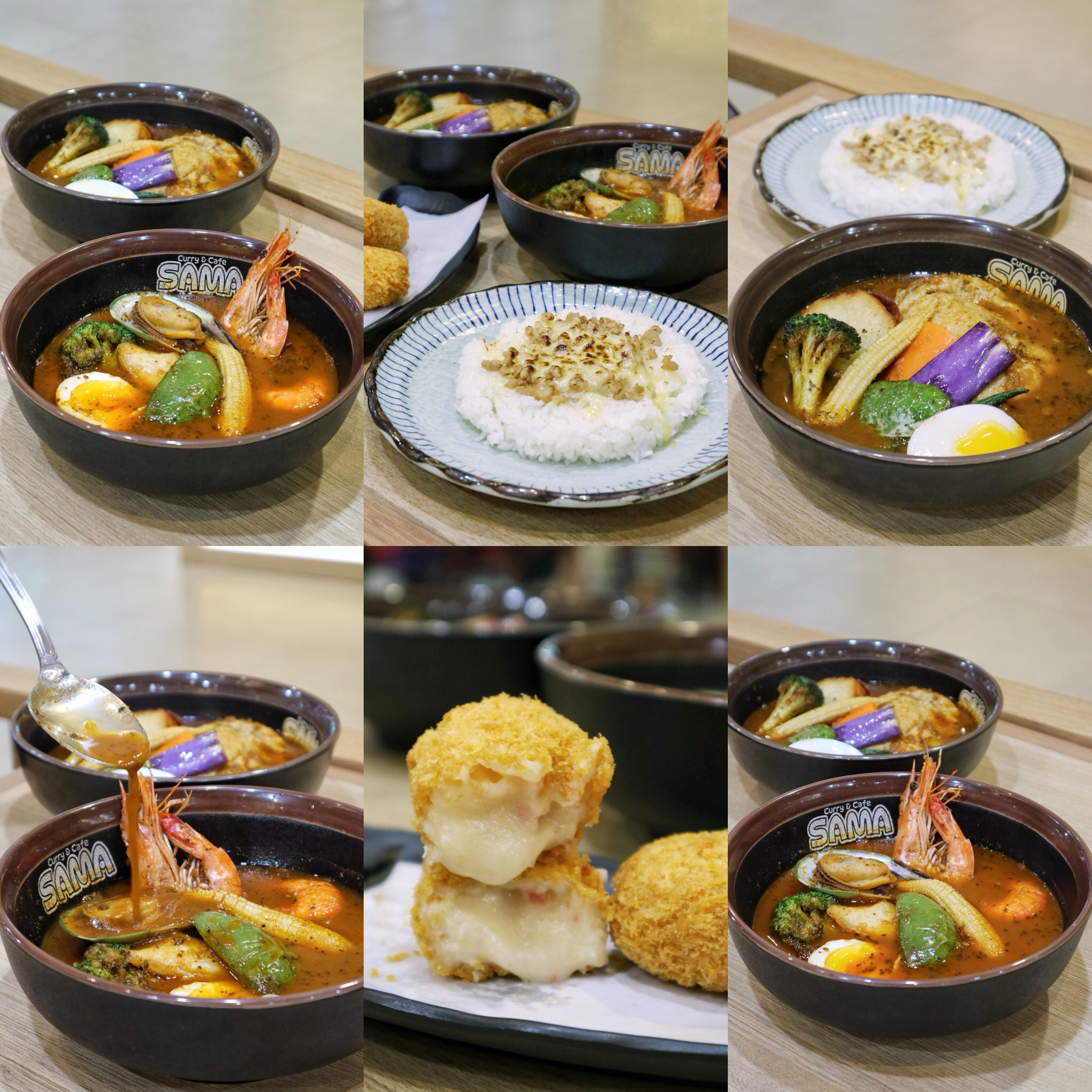 Sama Curry & Cafe: Opens Second Outlet at Plaza Singapura