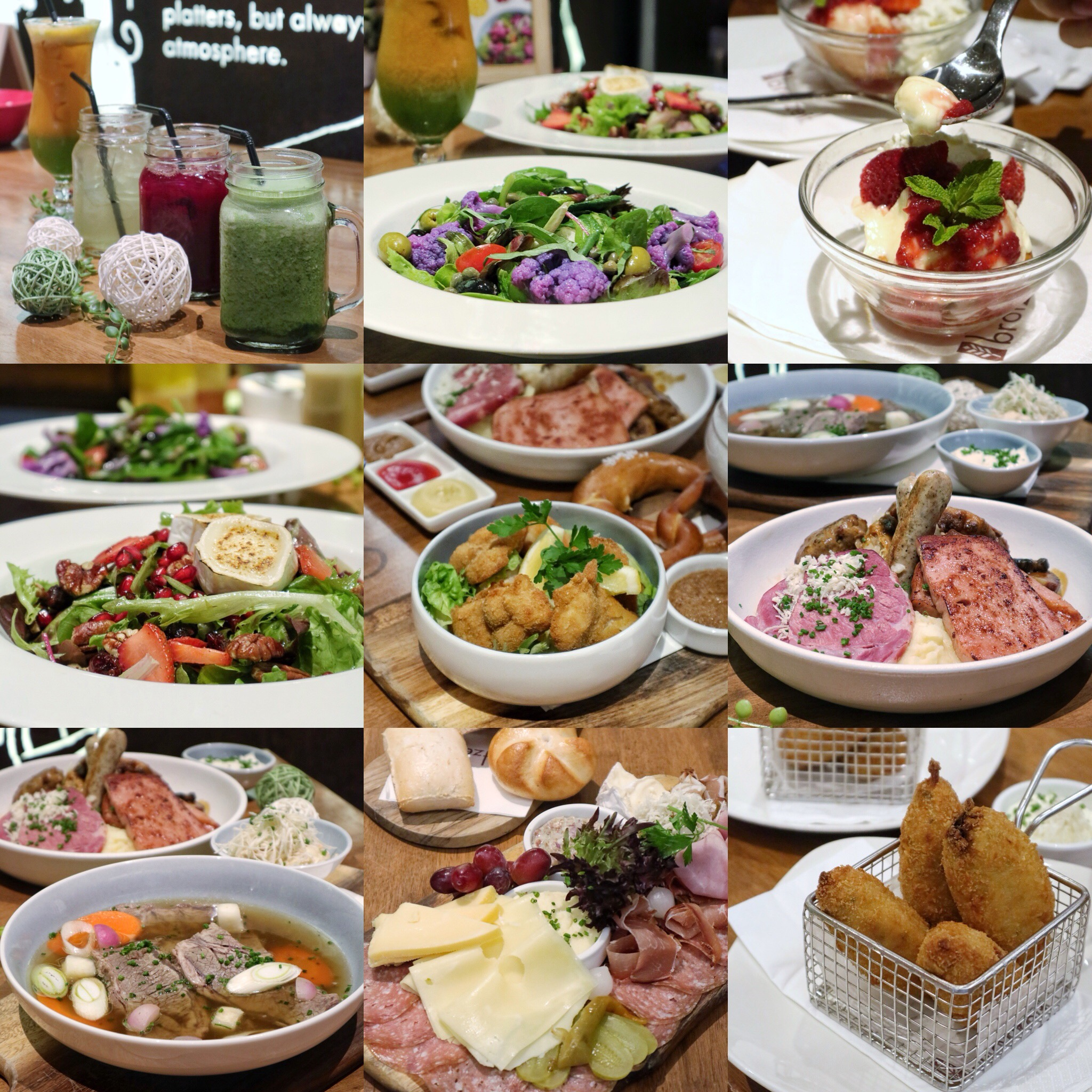 Brotzeit: 24 New Authentic German Dishes with New Category for the Health-Enthusiats, Brotzeit FIT