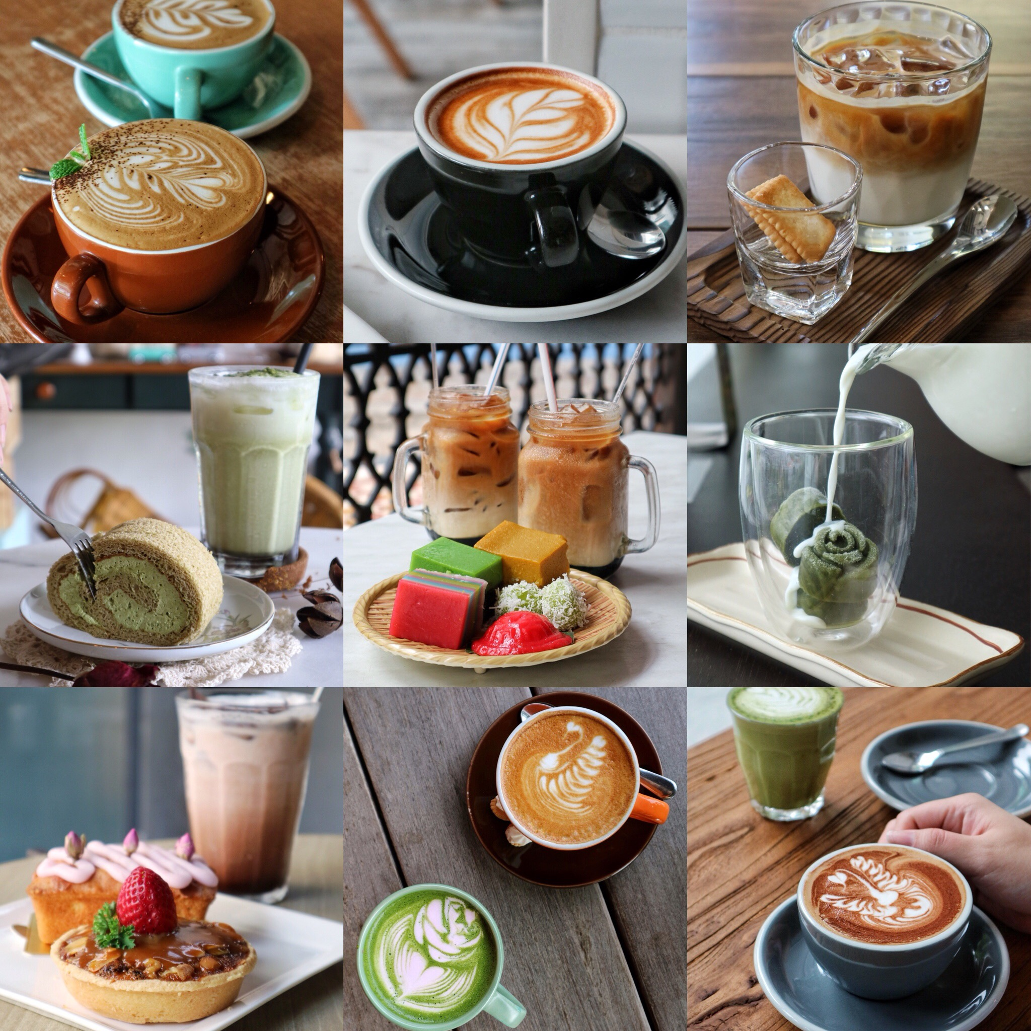 9 Cafes in Singapore for Good Coffee & Alone Time
