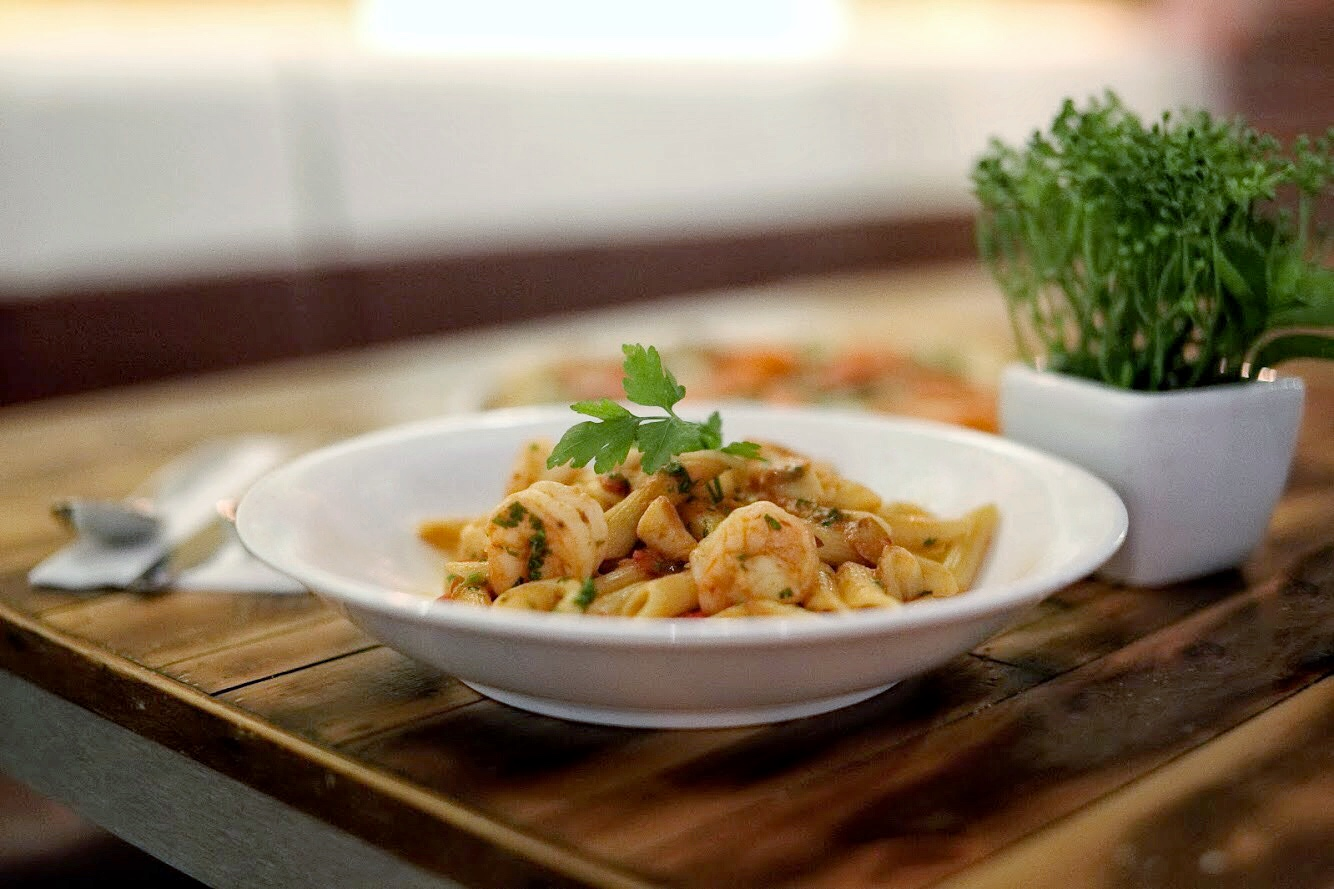 (Ramadhan Special) Kucina: Singapore's First-Ever Authentic Halal Italian Restaurant