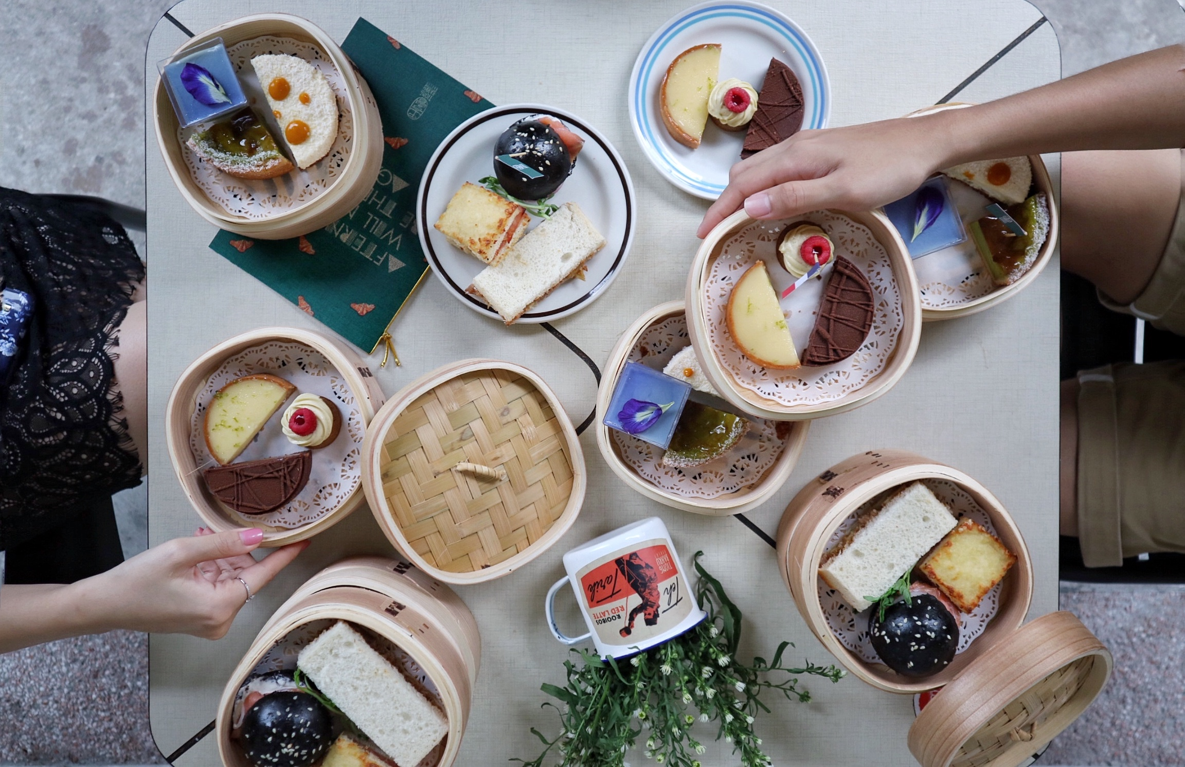 Tiong Bahru Bakery: Welcomes New and MUST-TRY Afternoon Three Sum from 3pm-5pm Daily