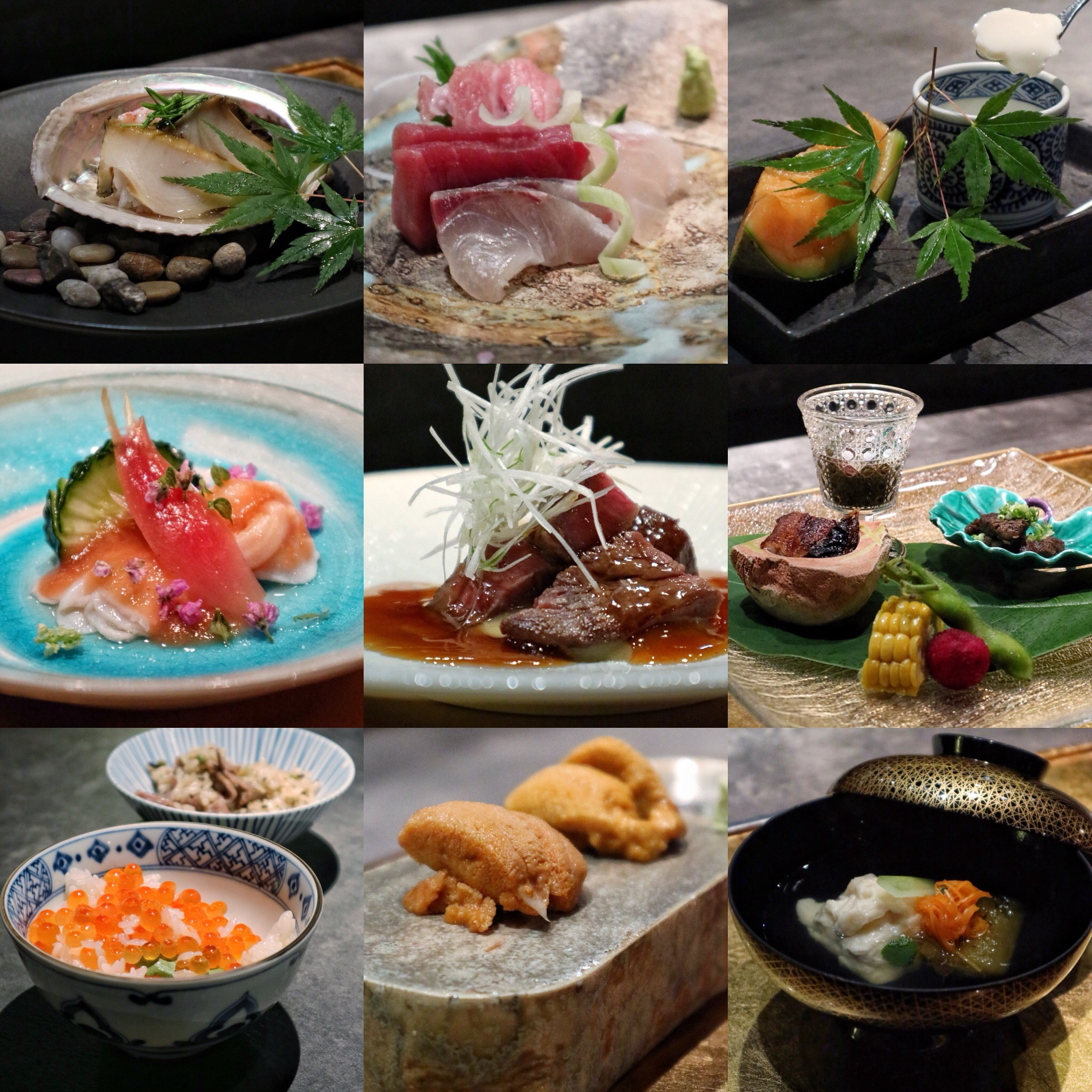 Kappo Shunsui: This Omakase Restaurant is so SECRETIVE, you need to access a Biometric Scanner to get in!