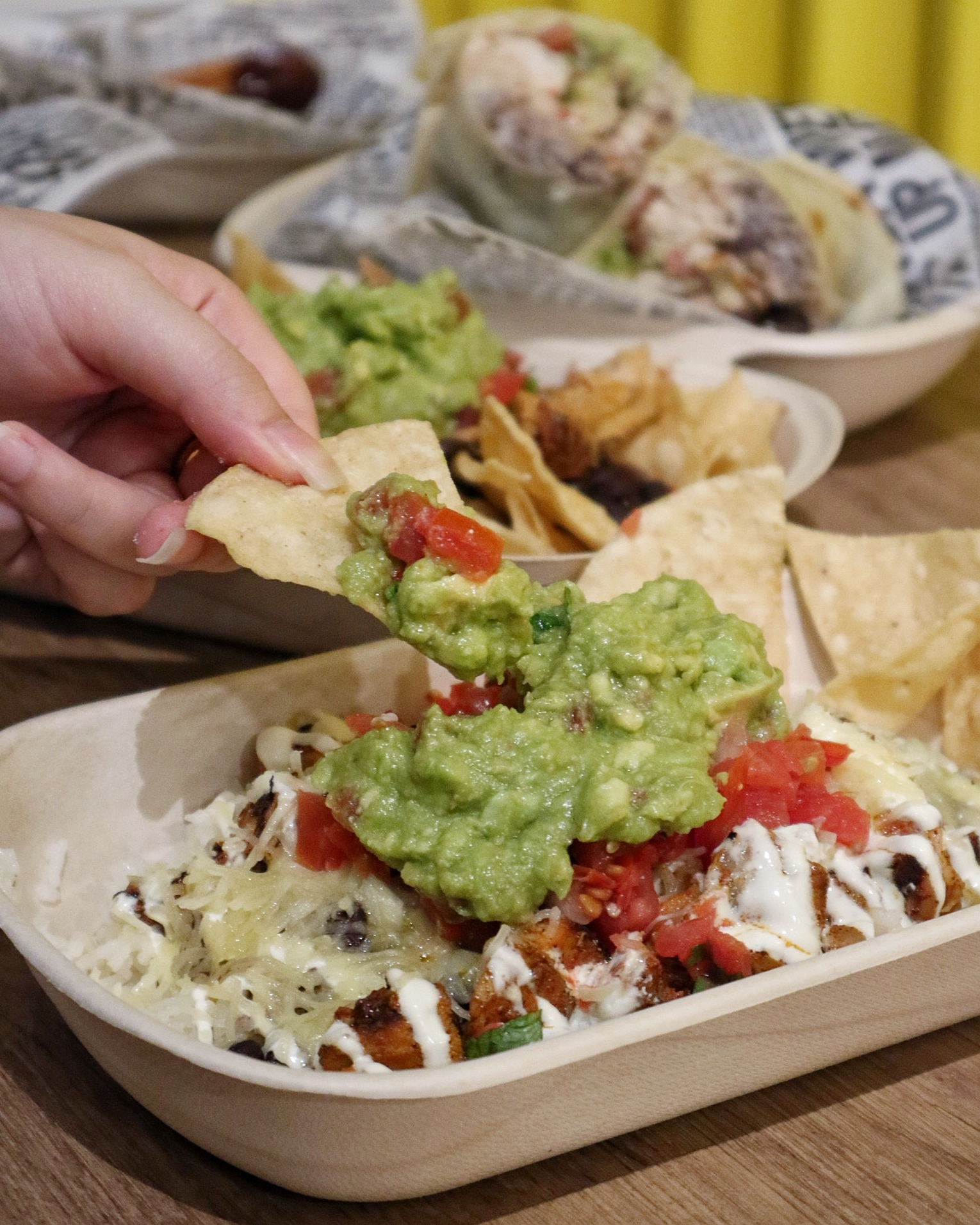 Guzman Y Gomez Singapore: Make You Fall in Love with Mexican Food Again!
