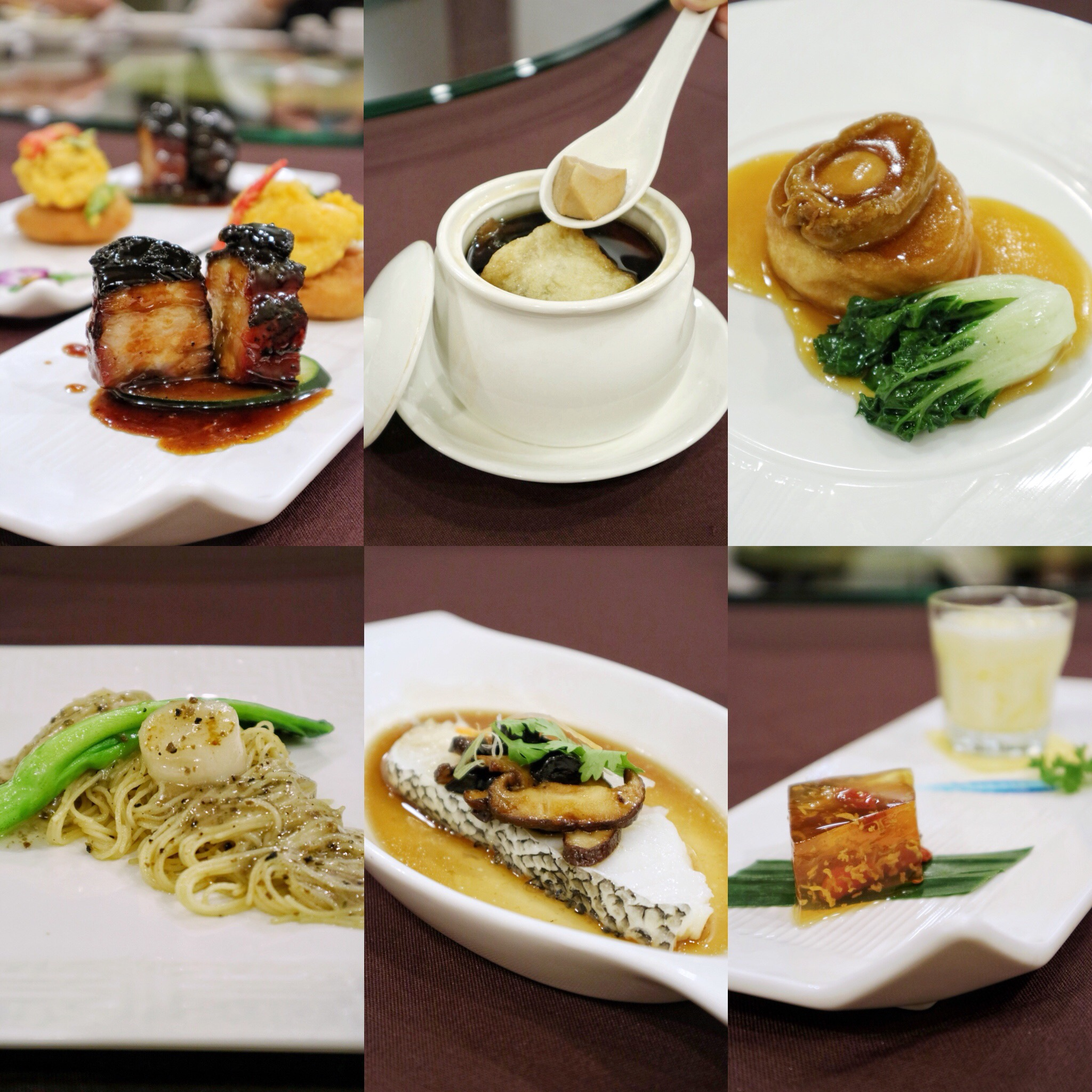 First Culinary: Launches Limited Time Only 6 Course Black Garlic Themed Menu