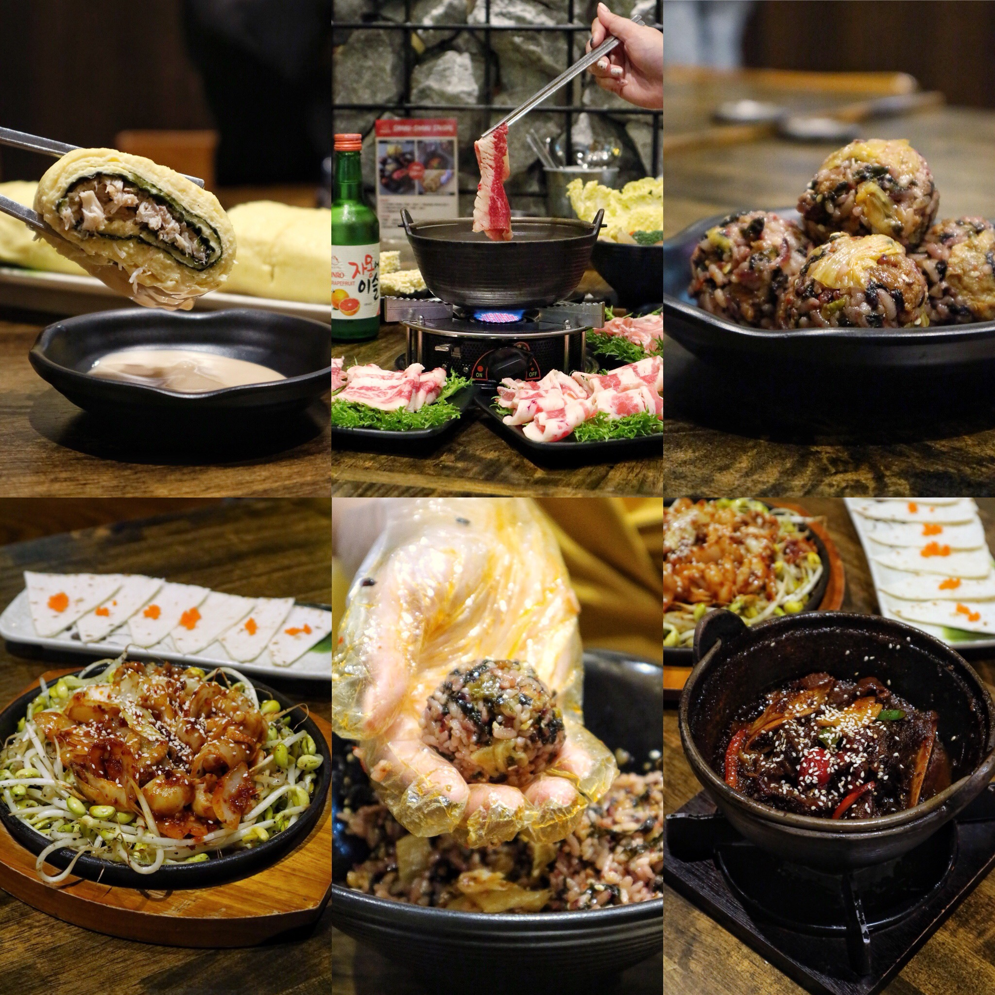 Masizzim: Unveils Brand New Menu with Exciting Dishes such as Shabu-Shabu, Crabmeat Egg Roll, Bulgogi Rice Balls and many more!