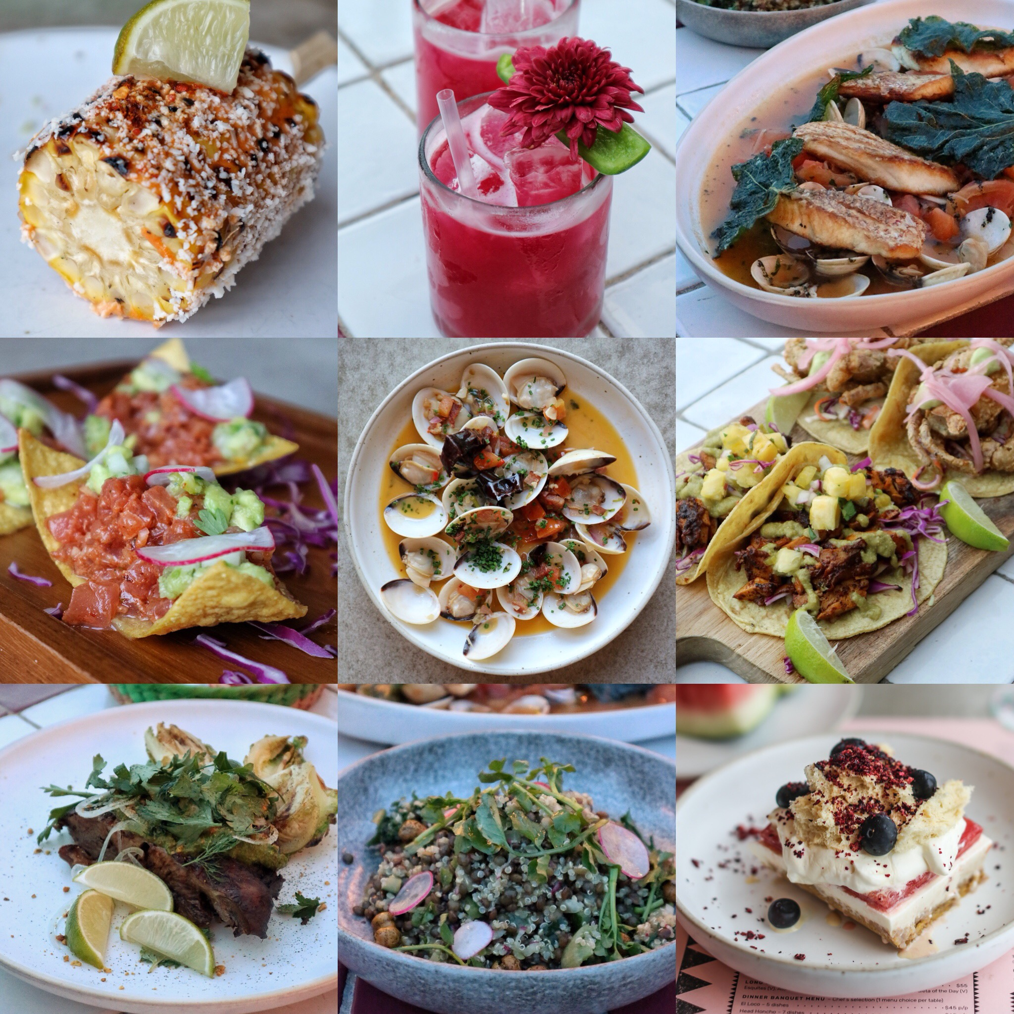 Super Loco & Lucha Loco: Dine under the stars with Brand New Mexican dishes!