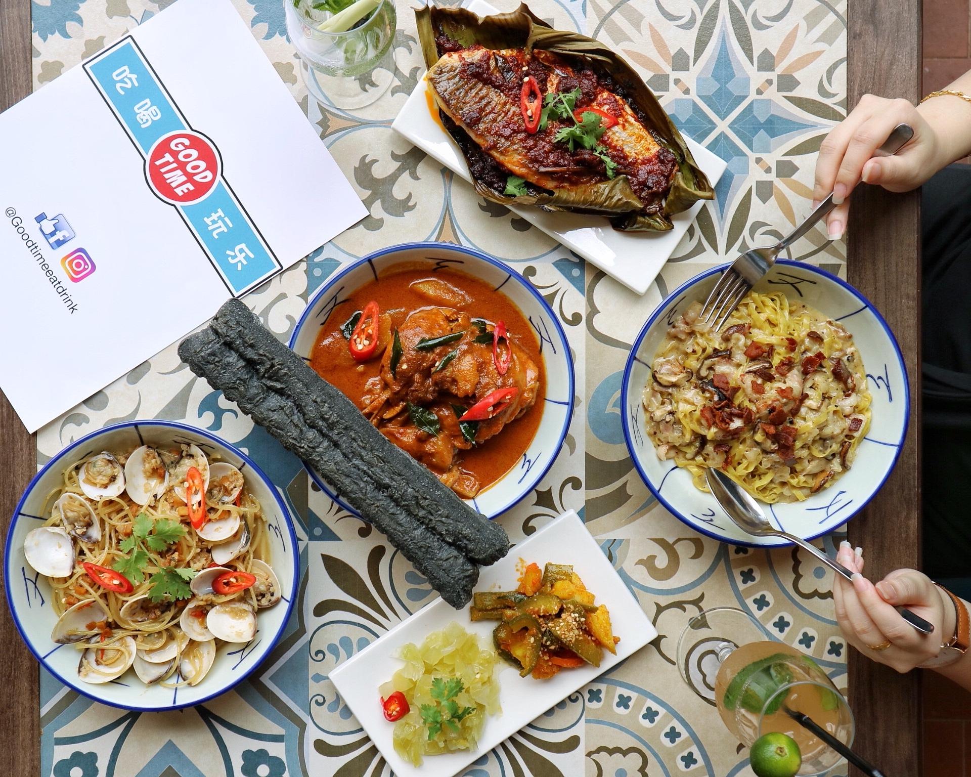 (NEW) Good Time Eat Drink: Popular Asian Favourites BUT with a Modern Twist – Hidden Gem in Siglap!