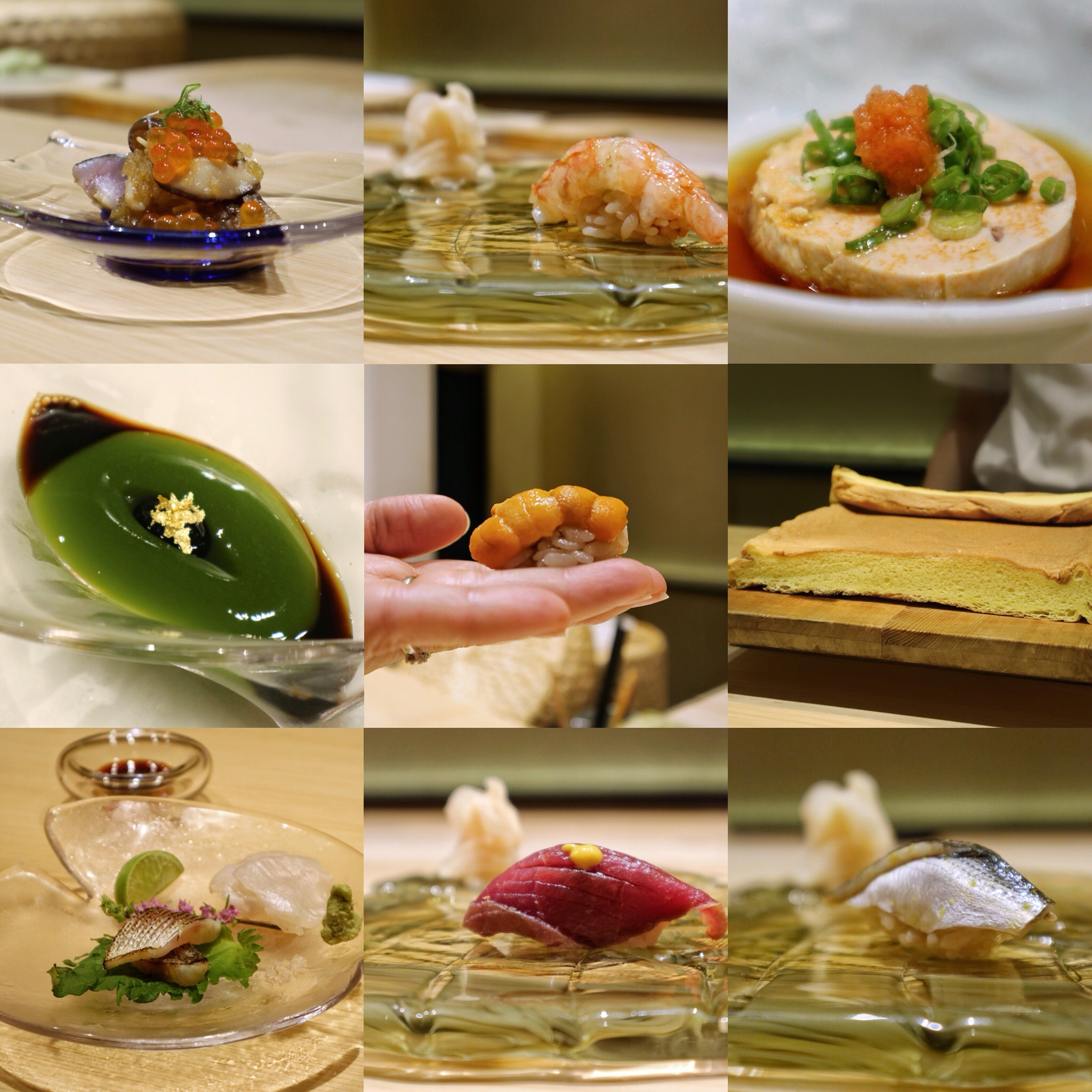 Sushi Chiharu Singapore: 18 Course Omakase Experience with 'Edomae Sushi' Originated 150 Years Ago!