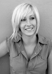 Tracey Hughes profile shot HR