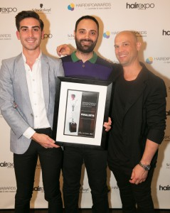 Michael Kelly, Vincent Nobile, Michael Kelly (Colour Technicial of the Year Finalists)