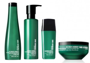 Group Collection_Shu Uemura Ultimate Remedy