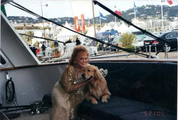 Paula Kent Meehan_Taffy_Yacht