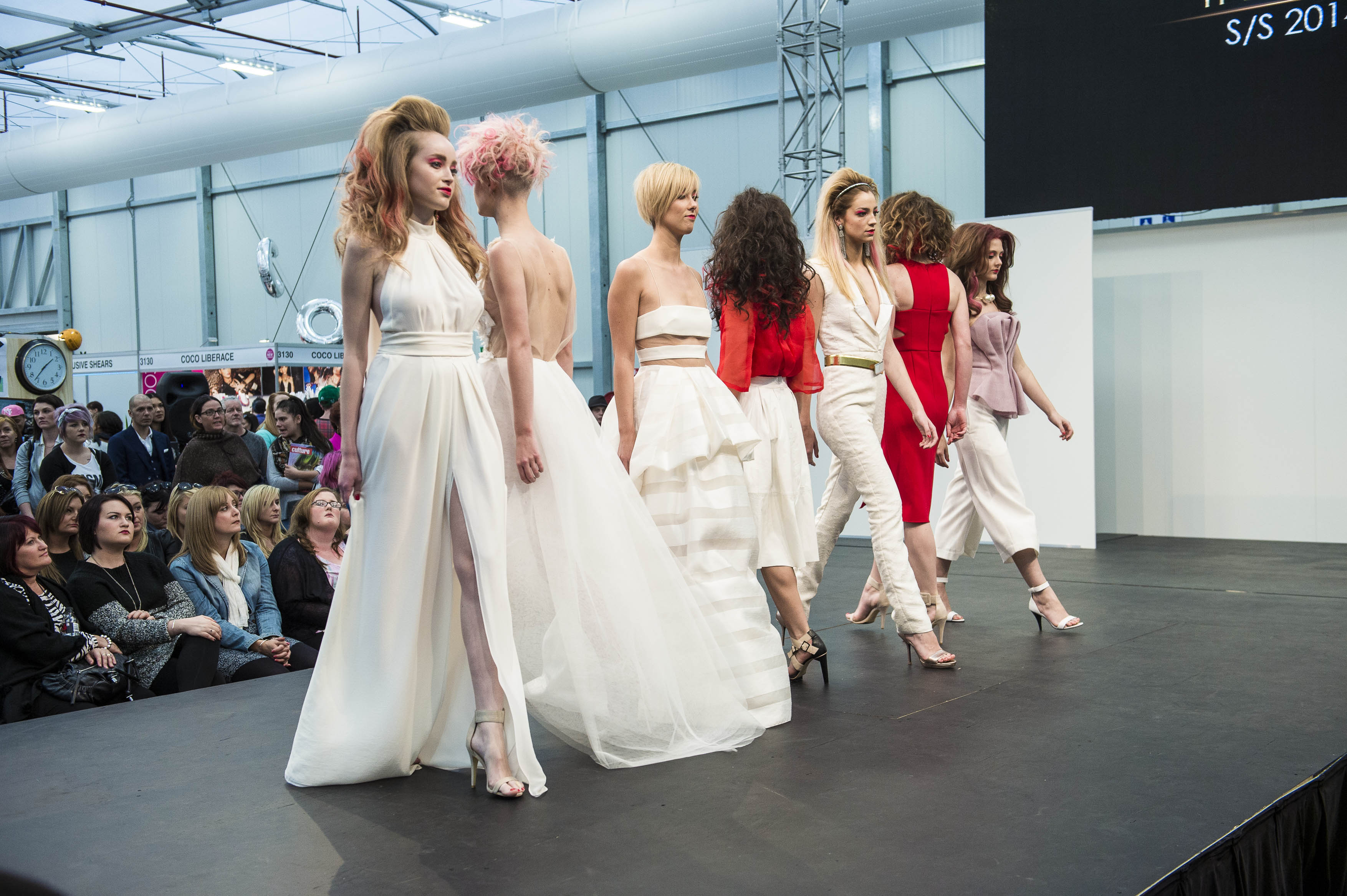L'Oreal Professionnel Hair Expo 2014_IT Looks preview with Caterina Di Biase (3)