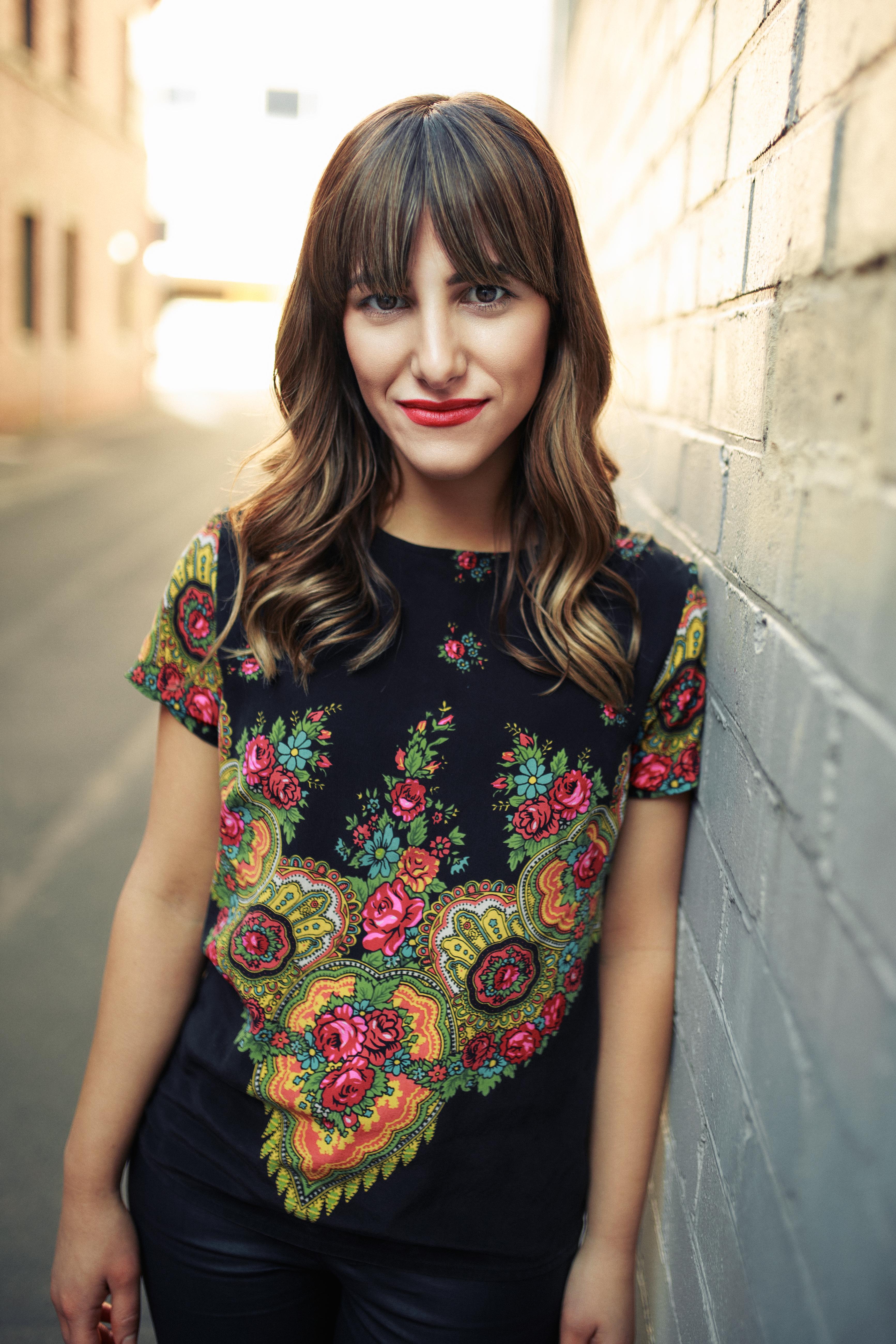 Alexandra Kontos - head shot