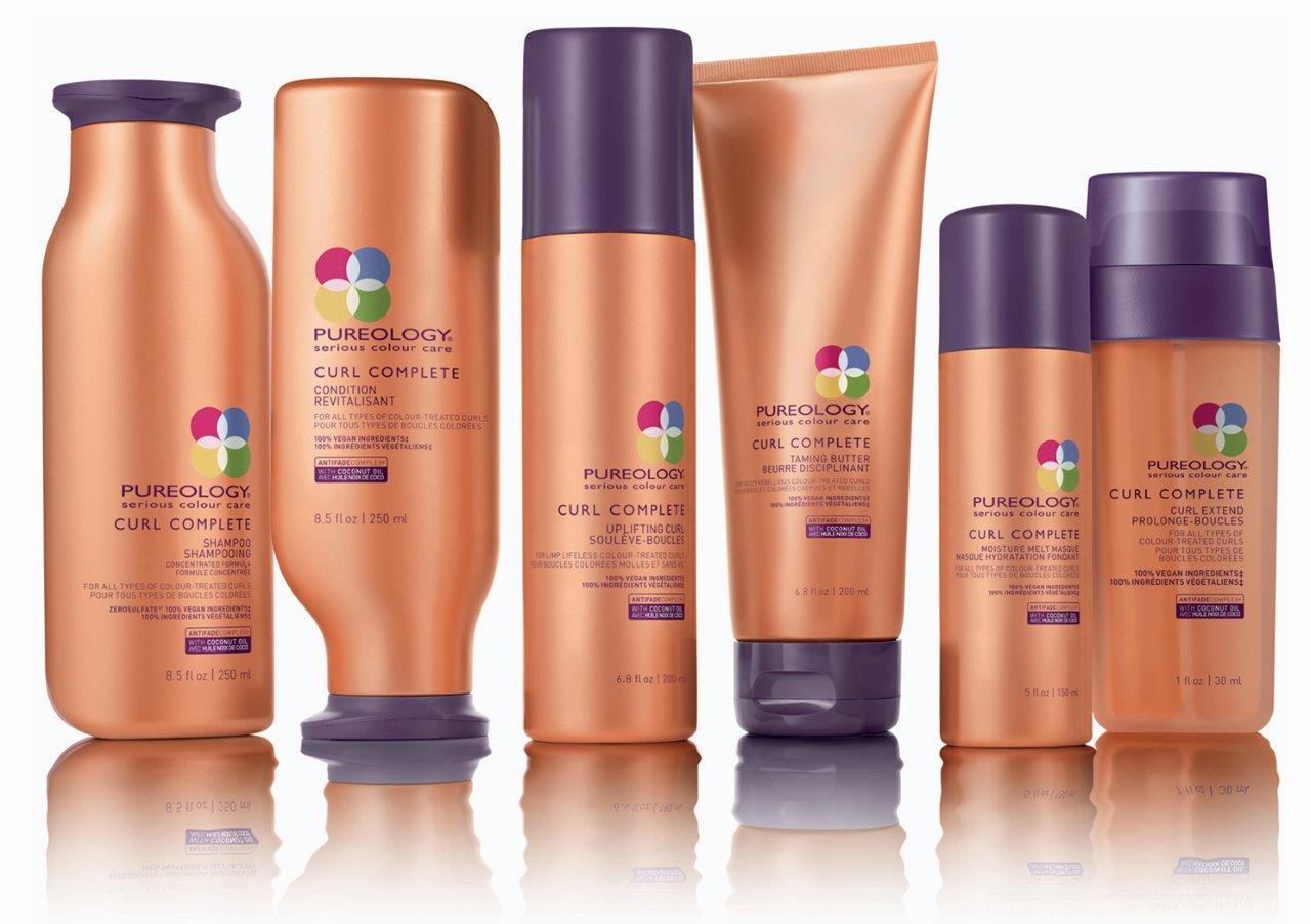 PUREOLOGY Curl Complete_Group