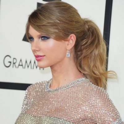 2014-Grammy-Awards-Hair-Beauty-Taylor-Swift-Ponytail