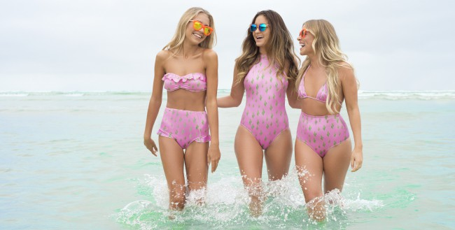 Molly & Polly Miami To Mexico campaign - Showpony 1-3