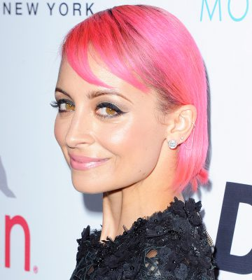 nicole richie beforew