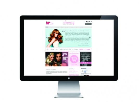 Showpony web image - trade