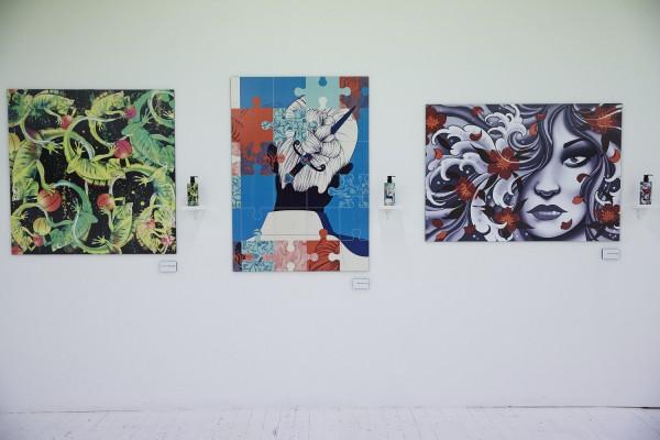 Shu Uemura's Art Series Collaboration