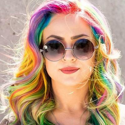 Sand-Art-Rainbow-Hair-Colour