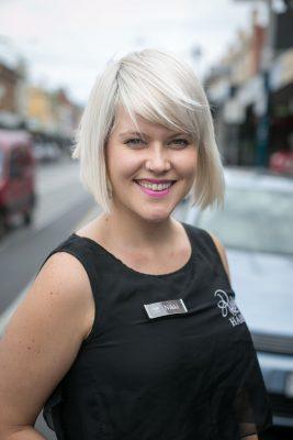 NIkki Porter - Salon Manager - Rubi Hair Malvern