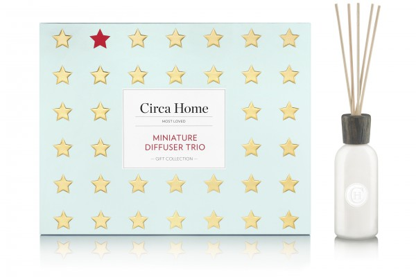 Circa Home Mini Diffuser Trio Xmas 2015