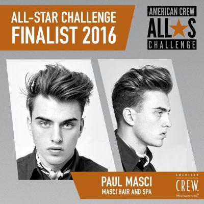 Paul Masci - Masci Hair And Spa 1