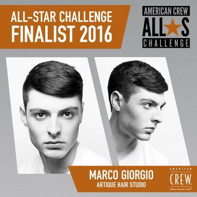 Marco Girogio - Artique Hair Studio