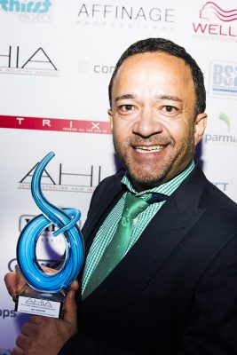 2015 AHIA VIdal Sassoon Humanitarian Award Recipient Jak Vaessen