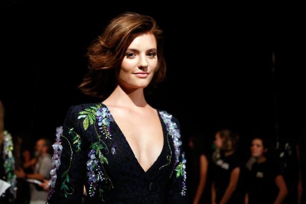 XXX during the David Jones Autumn/Winter 2016 Fashion Launch at David Jones Elizabeth Street Store on February 3, 2016 in Sydney, Australia.