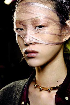 Paris Woman Fashion Week Spring/Summer 2016 Haider Ackermann show