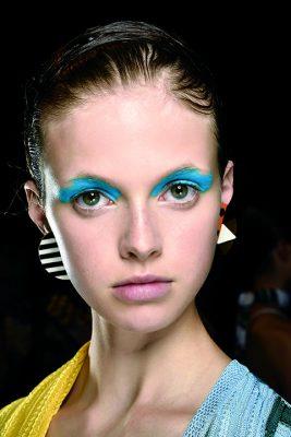 Milan Woman Fashion Week Spring/Summer 2016 Missoni show