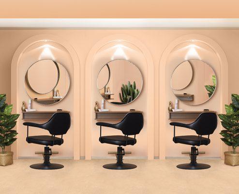 Trending Salon Style: Brass Living - Styleicons