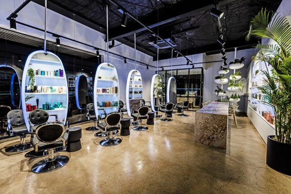 See the 2019 Hair Expo Best Salon Design Images - Styleicons