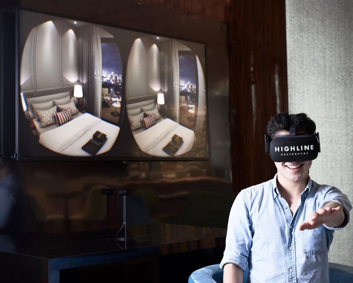 highline residences VR