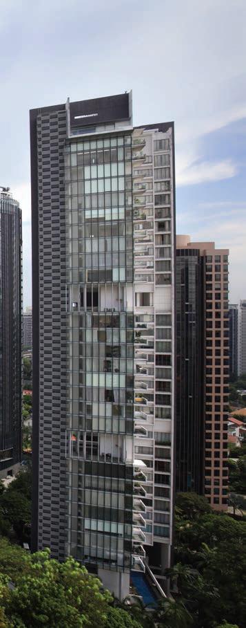 the boulevard residence