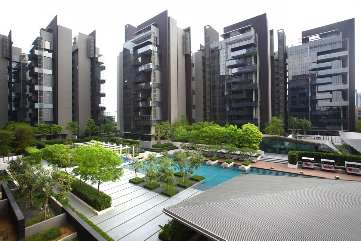 Managed Property In A Condominium