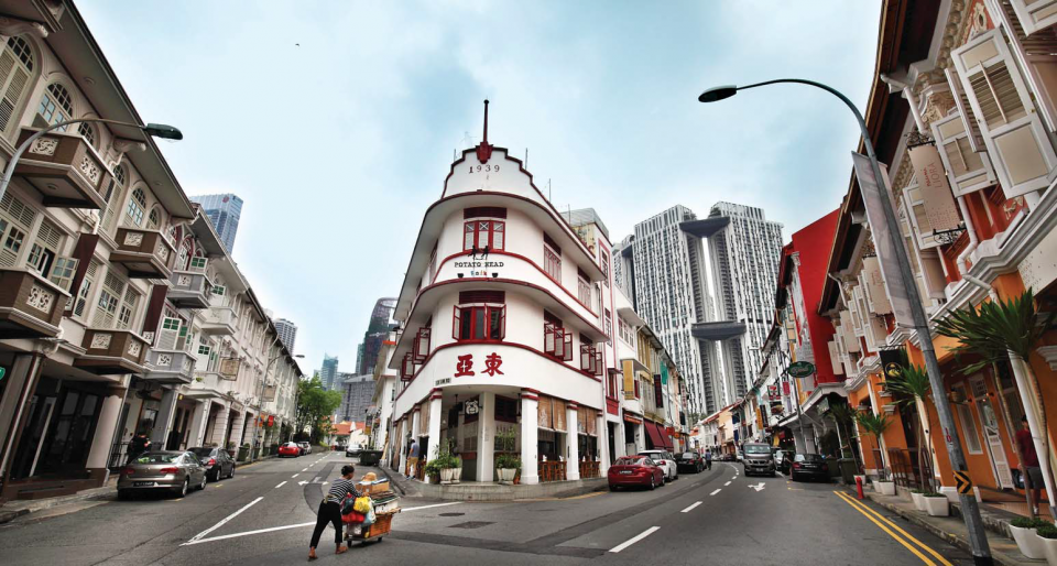 Keong Saik Road's second wave of gentrification
