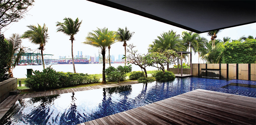 Time To Buy A Bungalow In Sentosa Cove The Edge