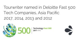 Tourwriter and Deloitte Fast 500 Index