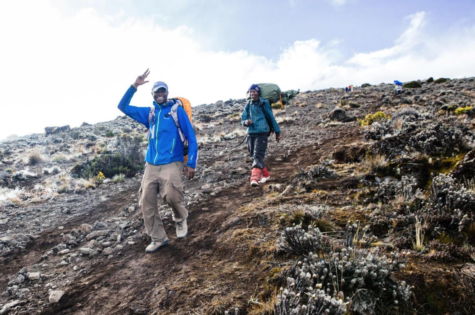 Mount Kilimanjaro tour operator software